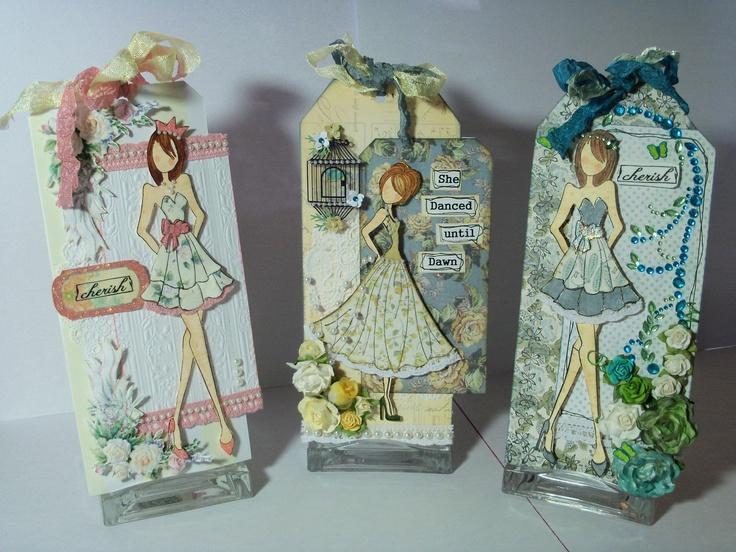 Dolls trio